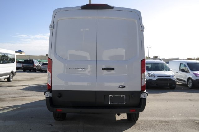 2018 Transit 250 Med Roof 4x2,  Weather Guard Upfitted Cargo Van #JKA09323 - photo 3