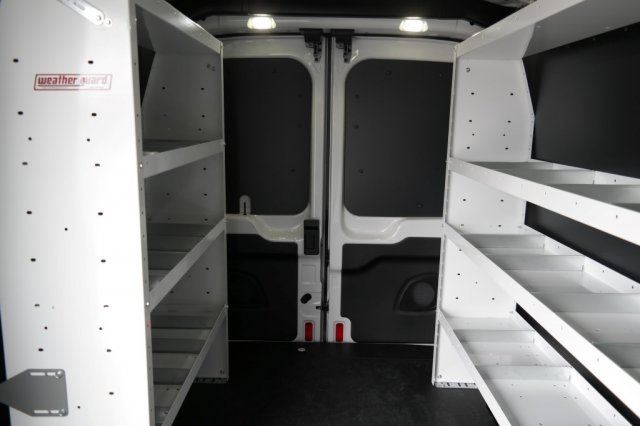 2018 Transit 250 Med Roof 4x2,  Weather Guard Upfitted Cargo Van #JKA09323 - photo 20
