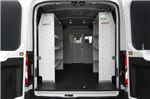 2018 Transit 250 Med Roof 4x2,  Weather Guard Upfitted Cargo Van #JKA09323 - photo 1