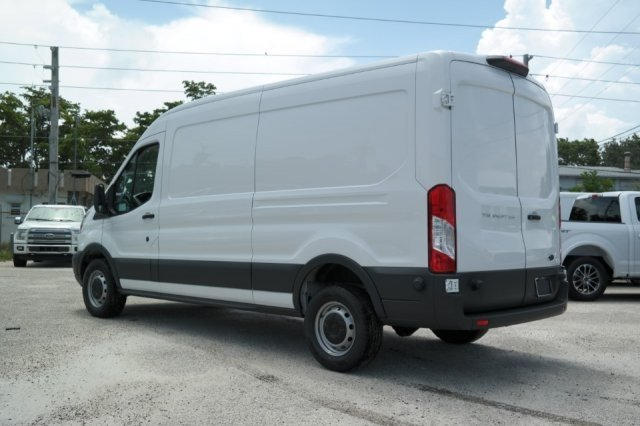 2018 Transit 250 Med Roof 4x2,  Empty Cargo Van #JKA34199 - photo 7