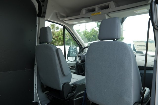 2018 Transit 250 Med Roof 4x2,  Empty Cargo Van #JKA34199 - photo 8