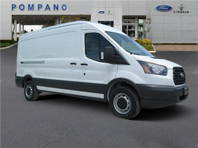2018 Transit 250 Med Roof 4x2,  Empty Cargo Van #JKA34199 - photo 4