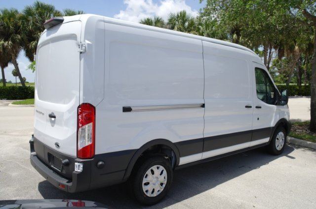 2018 Transit 350 Med Roof 4x2,  Empty Cargo Van #JKB10483 - photo 6