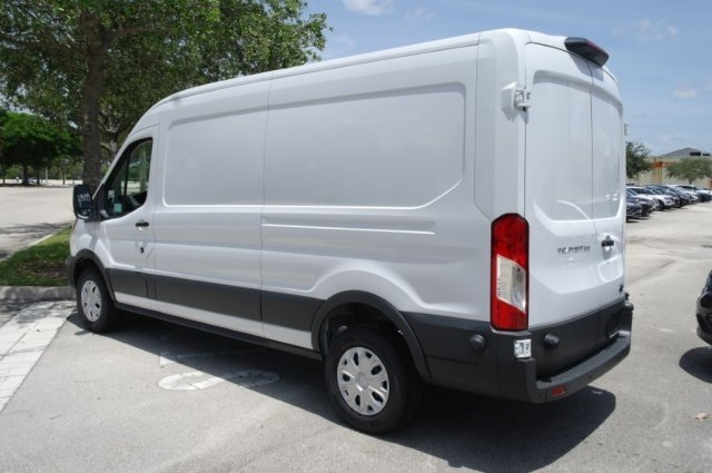 2018 Transit 350 Med Roof 4x2,  Empty Cargo Van #JKB10483 - photo 8