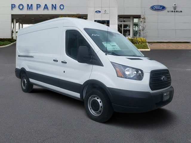 2018 Transit 250 Med Roof 4x2,  Empty Cargo Van #JKB13407 - photo 4