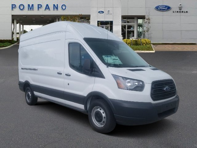 2018 Transit 250 High Roof 4x2,  Empty Cargo Van #JKB19919 - photo 4
