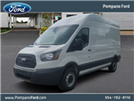 2018 Transit 250 High Roof 4x2,  Empty Cargo Van #JKB19919 - photo 1