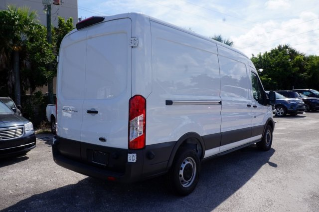 2018 Transit 250 Med Roof 4x2,  Empty Cargo Van #JKB24282 - photo 8