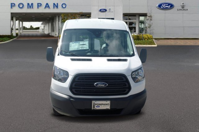 2018 Transit 250 Med Roof 4x2,  Empty Cargo Van #JKB39927 - photo 4