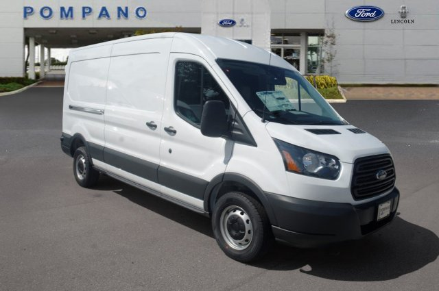 2018 Transit 250 Med Roof 4x2,  Empty Cargo Van #JKB39927 - photo 6