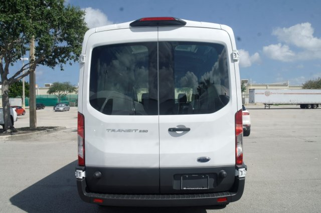 2018 Transit 250 Med Roof 4x2,  Empty Cargo Van #JKB39927 - photo 7