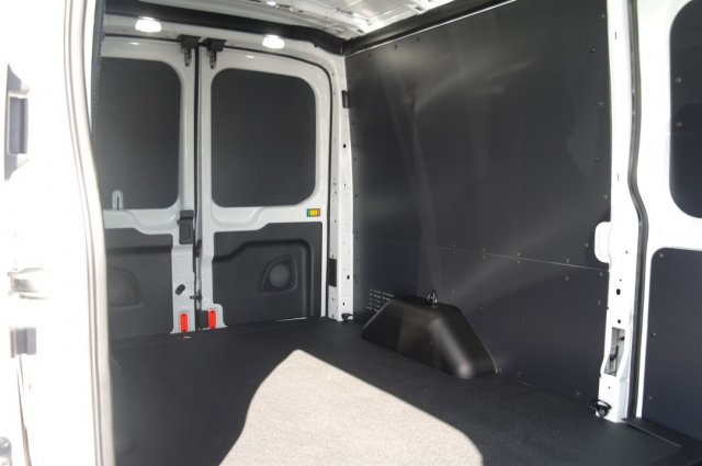 2018 Transit 250 Med Roof 4x2,  Empty Cargo Van #JKB45187 - photo 2
