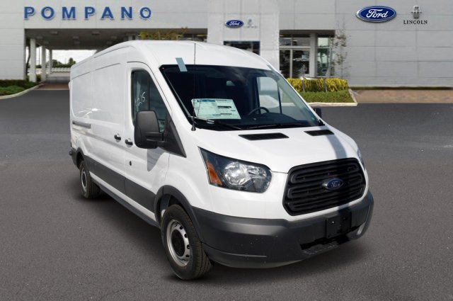 2018 Transit 250 Med Roof 4x2,  Empty Cargo Van #JKB45187 - photo 6