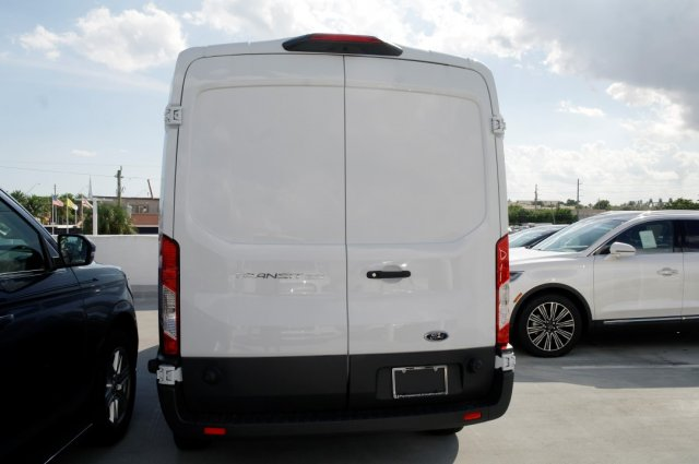 2018 Transit 250 Med Roof 4x2,  Empty Cargo Van #JKB45187 - photo 7