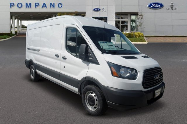 2018 Transit 350 Med Roof 4x2,  Empty Cargo Van #JKB45188 - photo 6