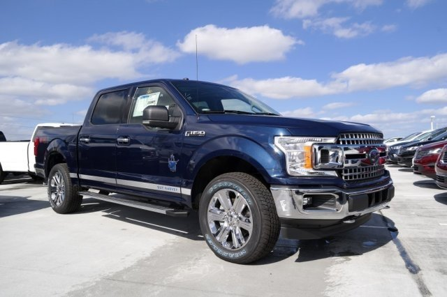 2018 F-150 SuperCrew Cab 4x4,  Pickup #JKC98226 - photo 7