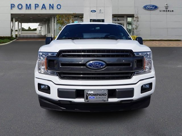 2018 F-150 SuperCrew Cab, Pickup #JKD50316 - photo 2