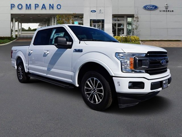2018 F-150 SuperCrew Cab 4x2,  Pickup #JKD50316 - photo 3