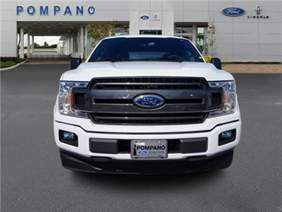 2018 F-150 SuperCrew Cab 4x2,  Pickup #JKD50316 - photo 4