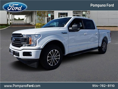 2018 F-150 SuperCrew Cab 4x2,  Pickup #JKD50316 - photo 1