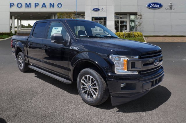 2018 F-150 SuperCrew Cab 4x2,  Pickup #JKF11911 - photo 5