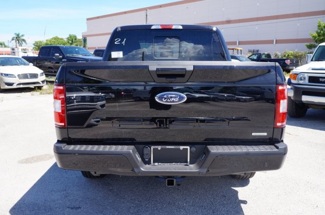2018 F-150 SuperCrew Cab 4x2,  Pickup #JKF11911 - photo 3
