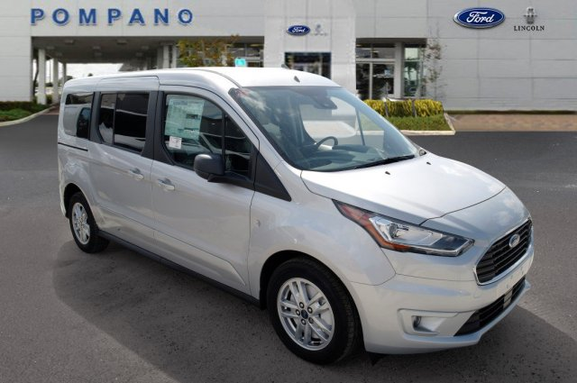 2019 Transit Connect 4x2,  Passenger Wagon #K1394861 - photo 4