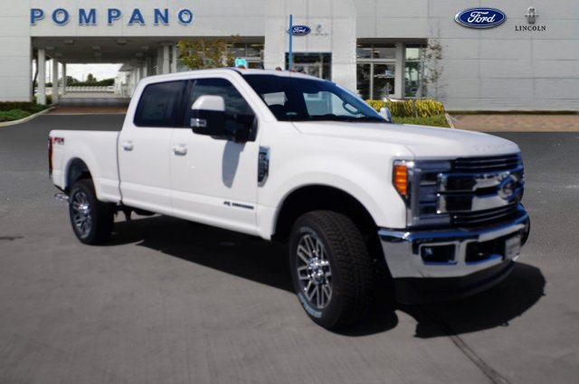 2019 F-250 Crew Cab 4x4,  Pickup #KEC49154 - photo 4