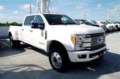 2019 F-450 Crew Cab DRW 4x4,  Pickup #KEC95344 - photo 4