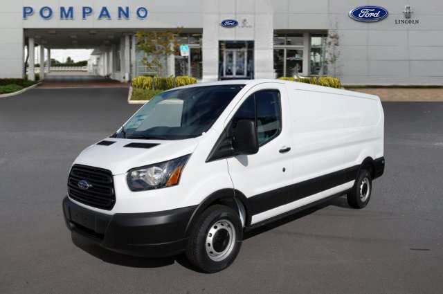 2019 Transit 250 Low Roof 4x2,  Empty Cargo Van #KKA04313 - photo 4