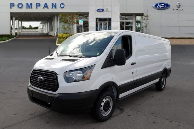 2019 Transit 250 Low Roof 4x2,  Empty Cargo Van #KKA14096 - photo 4