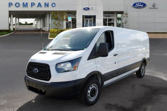 2019 Transit 250 Low Roof 4x2,  Empty Cargo Van #KKA14097 - photo 3