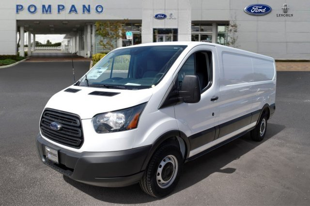 2019 Transit 250 Low Roof 4x2,  Empty Cargo Van #KKA14098 - photo 4