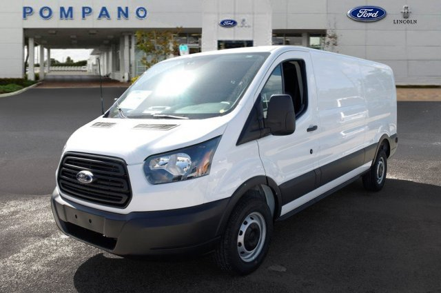 2019 Transit 250 Low Roof 4x2,  Empty Cargo Van #KKA17625 - photo 3