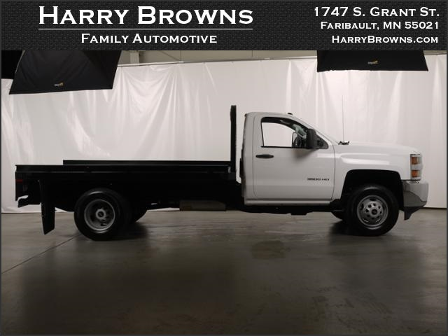 2015 Silverado 3500 Regular Cab 4x4, Knapheide Platform Body #88308 - photo 3