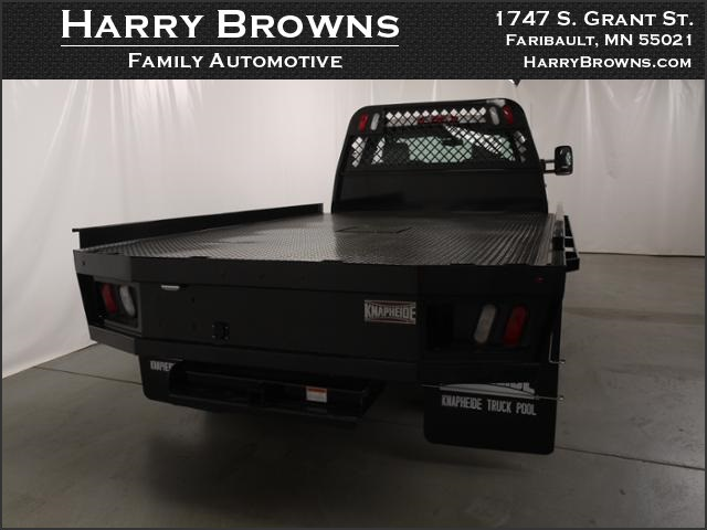 2015 Silverado 3500 Regular Cab 4x4, Knapheide Platform Body #88308 - photo 4