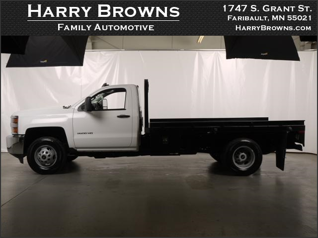 2015 Silverado 3500 Regular Cab 4x4, Knapheide Platform Body #88308 - photo 7