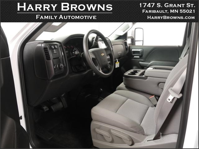 2015 Silverado 3500 Regular Cab 4x4, Knapheide Platform Body #88308 - photo 12