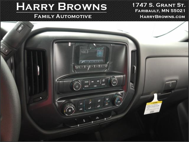 2015 Silverado 3500 Regular Cab 4x4, Knapheide Platform Body #88308 - photo 21