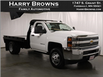 2015 Silverado 3500 Regular Cab 4x4, Knapheide Platform Body #88308 - photo 1