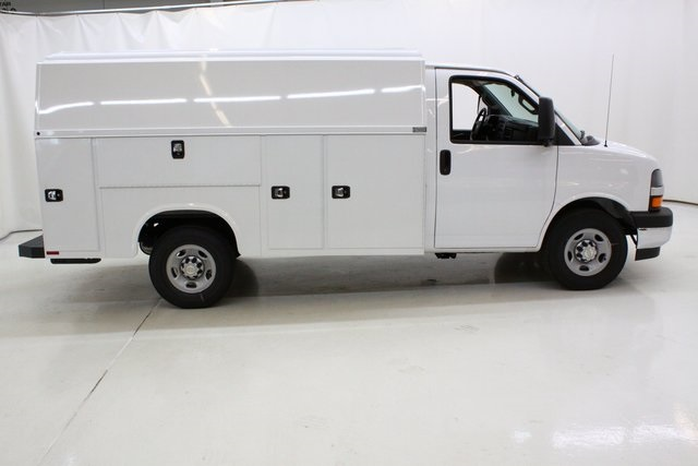2017 Express 3500, Knapheide Service Utility Van #89405 - photo 3