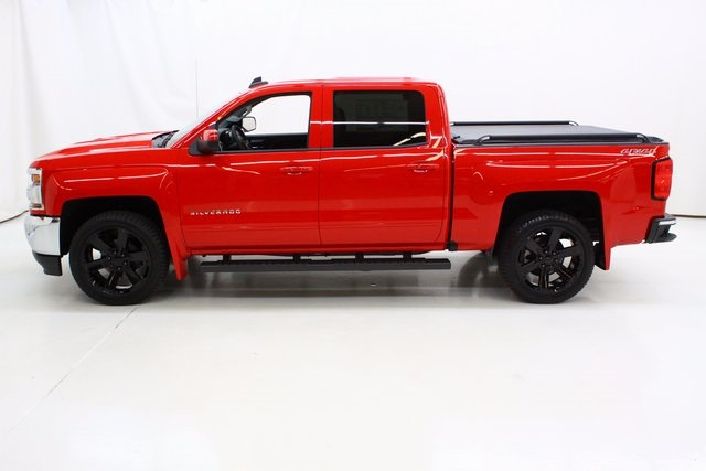2017 Silverado 1500 Crew Cab 4x4 Pickup #89627 - photo 7