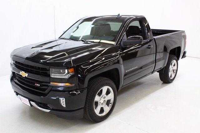 2017 Silverado 1500 Regular Cab 4x4, Pickup #89633 - photo 8