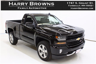 2017 Silverado 1500 Regular Cab 4x4, Pickup #89633 - photo 1