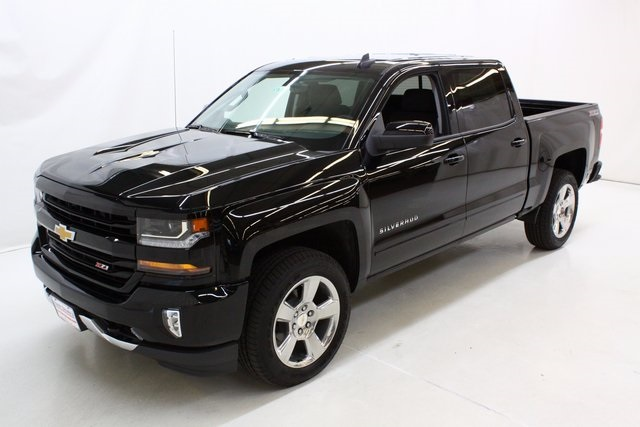 2017 Silverado 1500 Crew Cab 4x4 Pickup #89679 - photo 8
