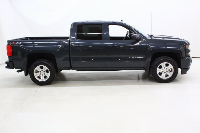 2018 Silverado 1500 Crew Cab 4x4, Pickup #89690 - photo 3