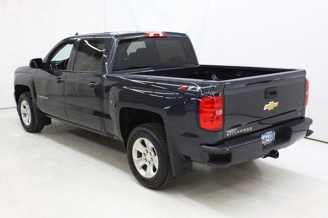2018 Silverado 1500 Crew Cab 4x4, Pickup #89690 - photo 6