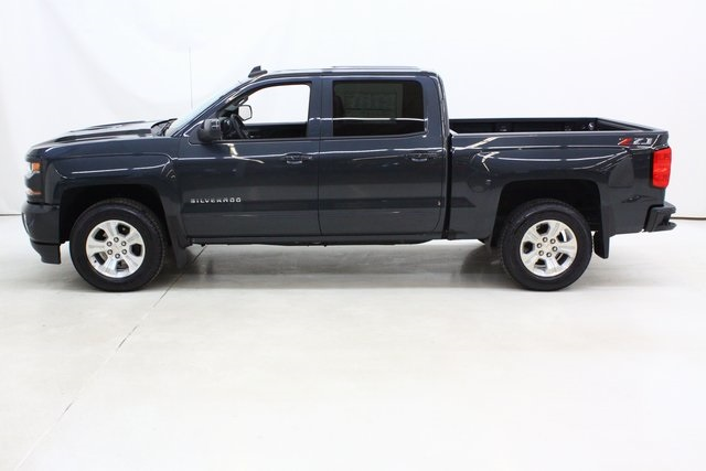 2018 Silverado 1500 Crew Cab 4x4, Pickup #89690 - photo 7