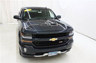 2018 Silverado 1500 Crew Cab 4x4, Pickup #89690 - photo 5