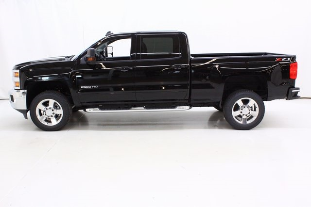 2018 Silverado 2500 Crew Cab 4x4 Pickup #89746 - photo 7